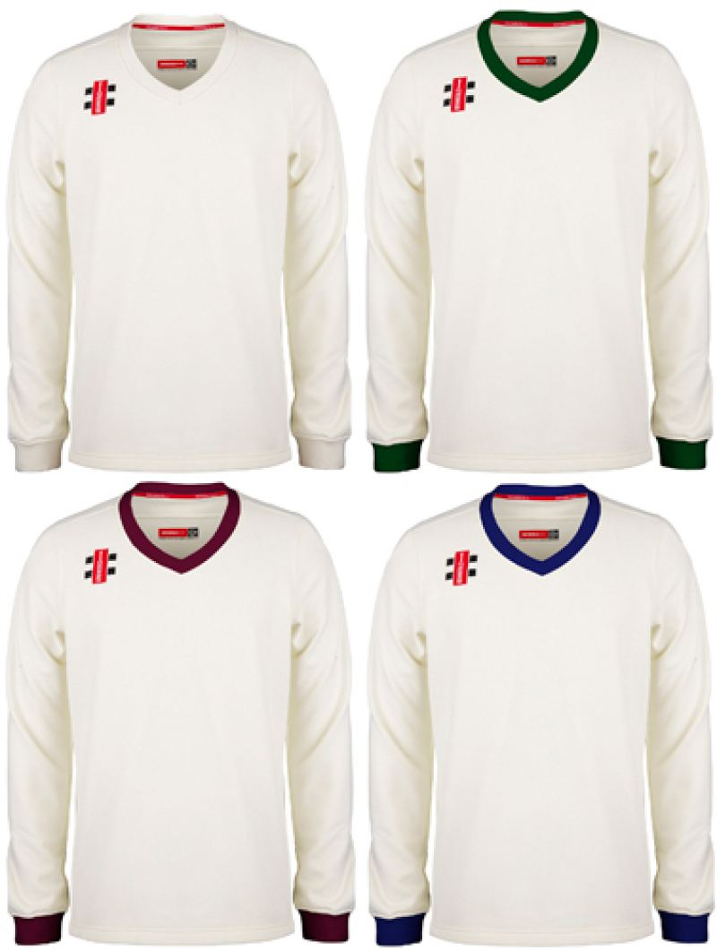 Gray Nicolls Pro Performance Sweater (Junior Sizes)
