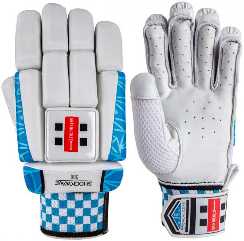 Gray Nicolls Shockwave 300 Batting Gloves (Junior)