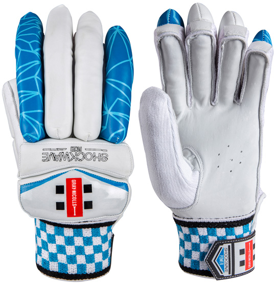 Gray Nicolls Shockwave Power Batting Gloves (Junior)