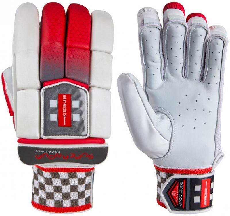 Gray Nicolls Supernova 600 Batting Gloves (Junior)