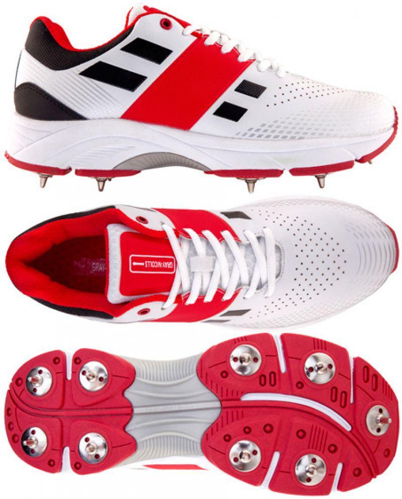 Gray Nicolls GN Velocity 2.0 Junior Cricket Shoes