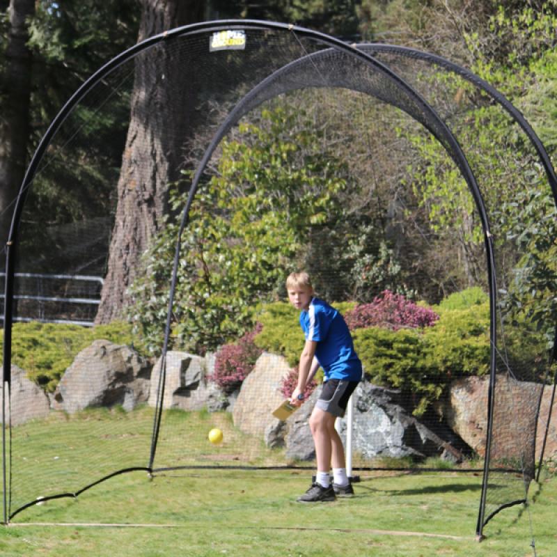 Home Ground GS3 Cricket Net