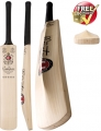 Hunts County Caerulex 5 Crown Junior Cricket Bat