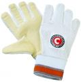 Hunts County Half Chamois Wicket Keeping Inner Gloves