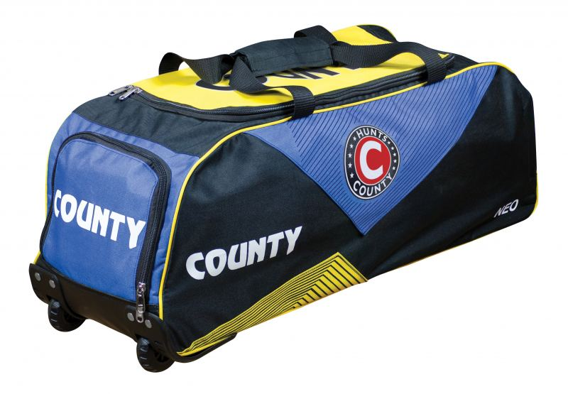 Hunts County Neo (Royal Blue/Yellow) Holdall