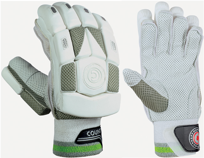 Hunts County Tekton Batting Gloves (Junior)