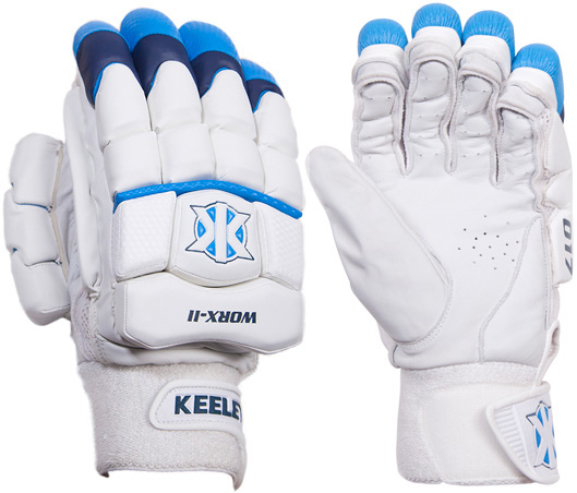 Keeley Worx 2 Batting Gloves (Junior)