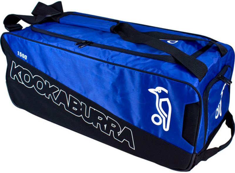 Kookaburra 1500 Wheelie Bag (Blue)