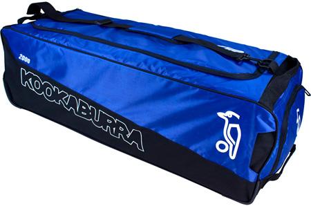 Kookaburra 2000 Wheelie Bag (Blue)