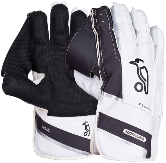 Kookaburra 350L Wicket Keeping Gloves (Junior)