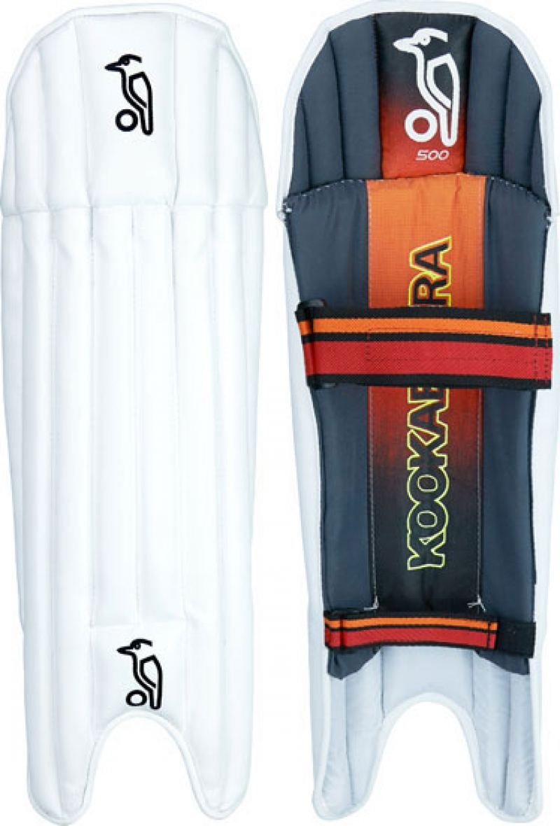 Kookaburra 500 Wicket Keeping Pads (Junior)