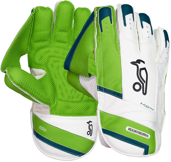 Kookaburra 550 Wicket Keeping Gloves