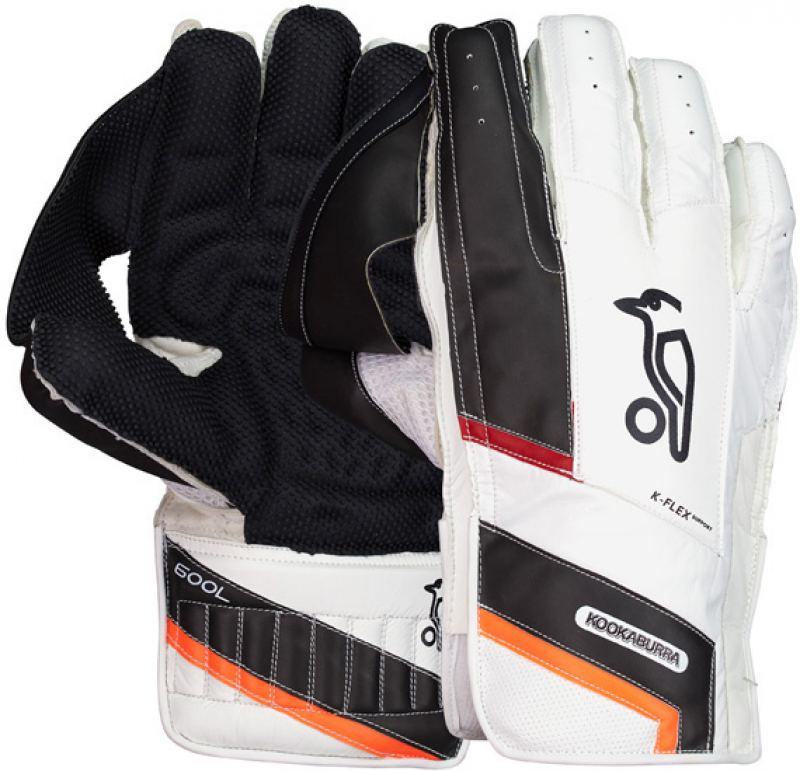 Kookaburra 600L Wicket Keeping Gloves (Junior)