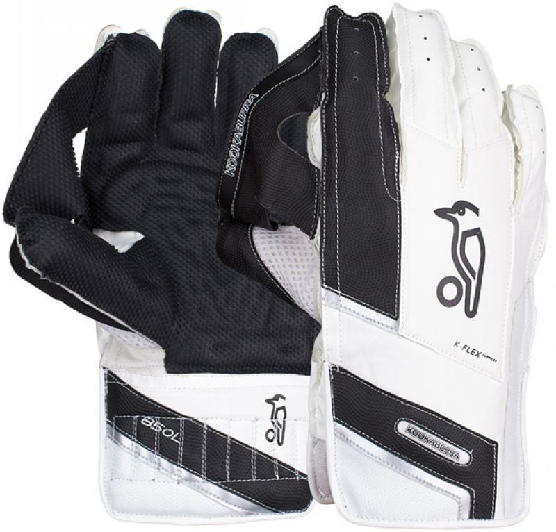 Kookaburra 850L Wicket Keeping Gloves (Junior)
