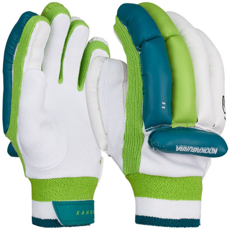 Kookaburra Kahuna 5.0 Batting Gloves (Junior)