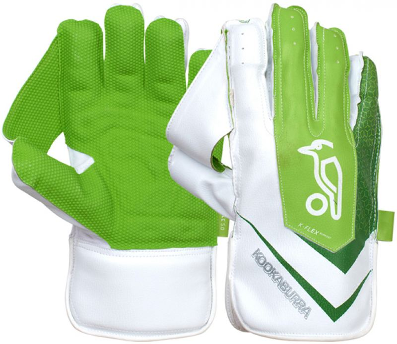 Kookaburra LC 5.0 Wicket Keeping Gloves (Junior)