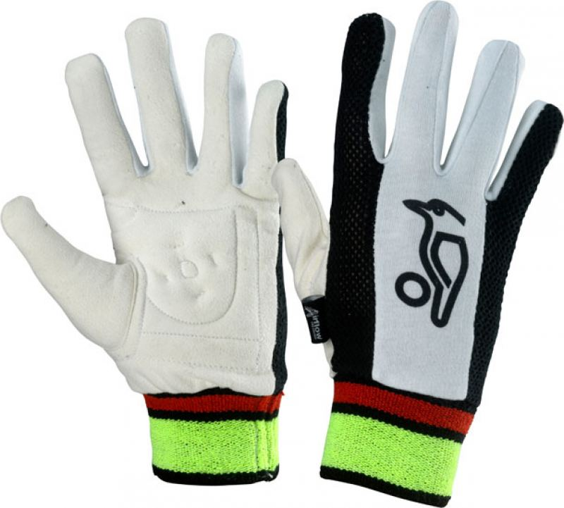 Kookaburra Padded Chamois Wicket Keeping Inner Gloves