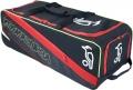 Kookaburra Pro 2000 Black/Red Wheelie Holdall