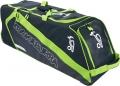 Kookaburra Pro 2500 Black/Lime Wheelie Holdall