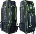 Kookaburra Pro D1 Black/Lime Duffle Bag