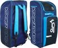 Kookaburra Pro D7 Navy/Cyan Duffle Bag