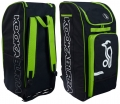 Kookaburra Pro D7 Black/Lime Duffle Bag