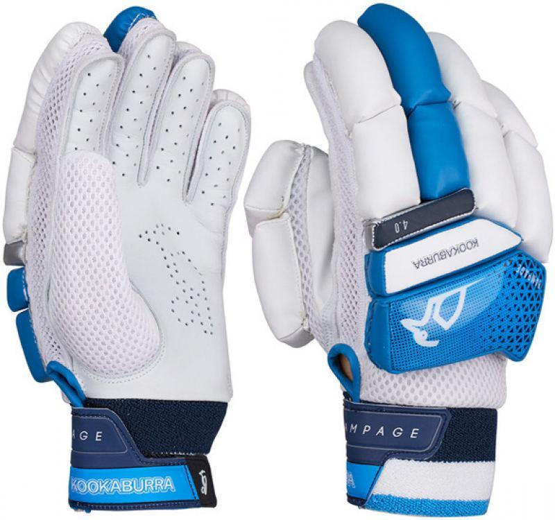 Kookaburra Rampage 4.0 Batting Gloves (Junior)