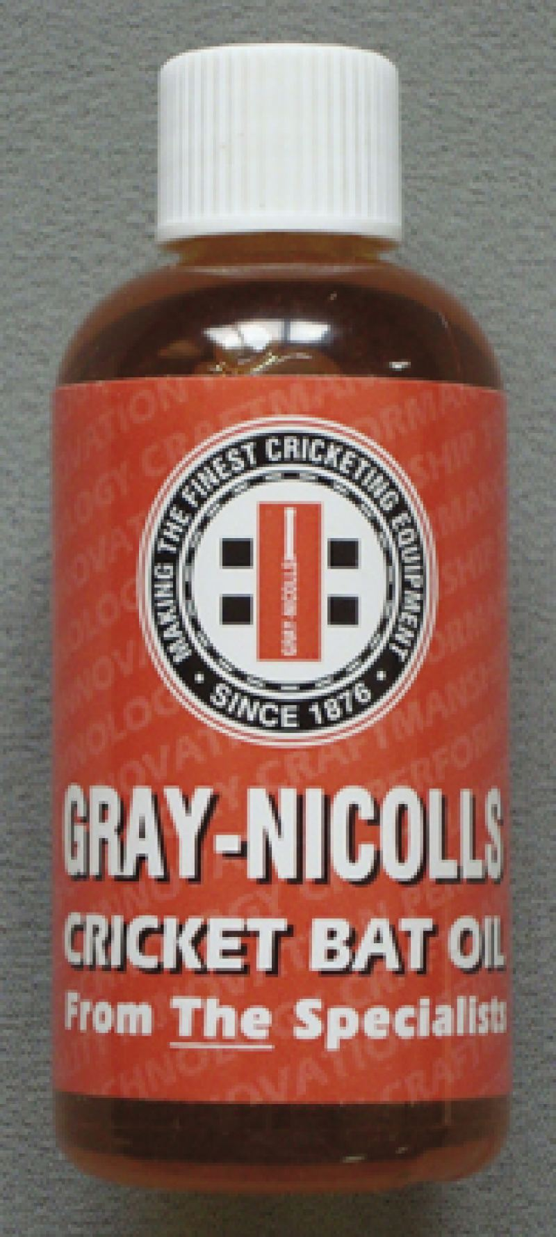 Cricket Bat Linseed Oil
