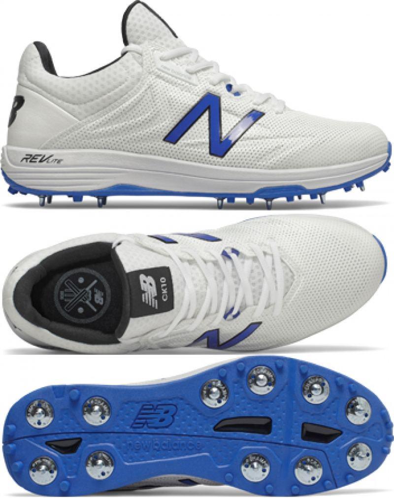 New Balance CK10 BL4 Cricket Shoes