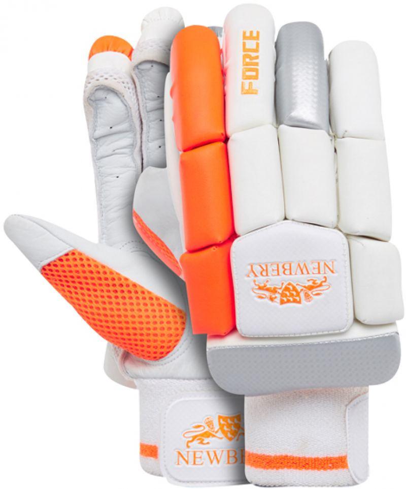 Newbery Force Batting Gloves (Junior)