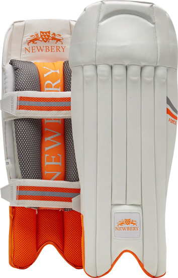 Newbery Force Wicket Keeping Pads (Junior)
