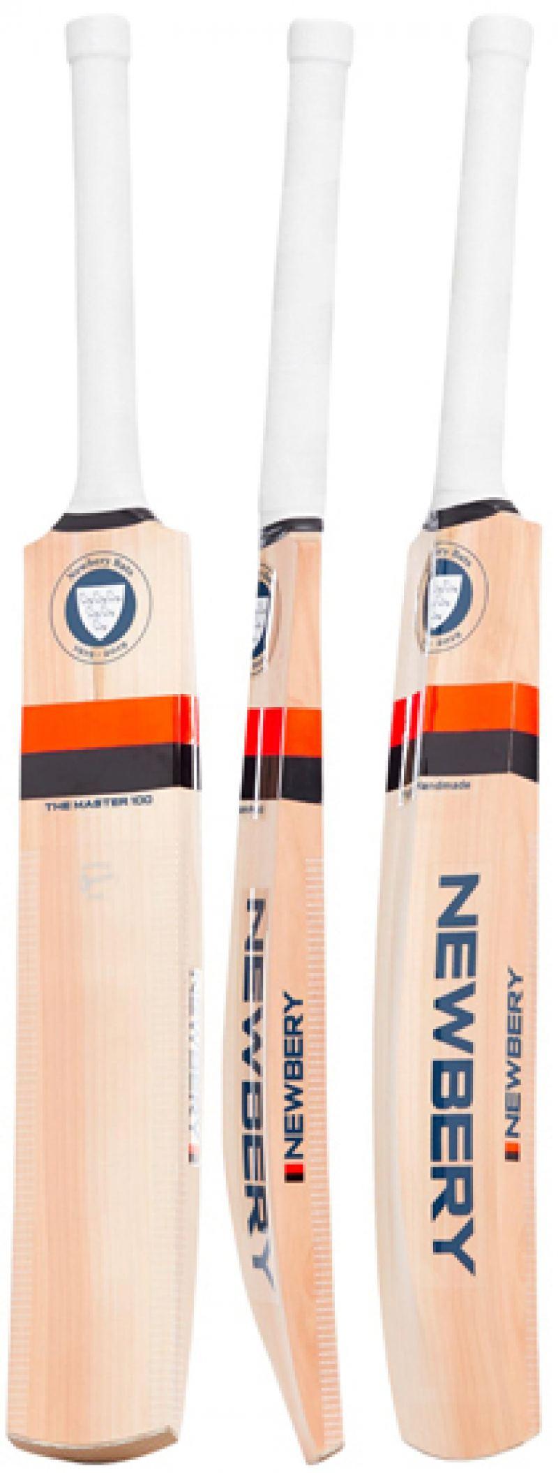 Newbery The Master 100 Player Cricket Bat
