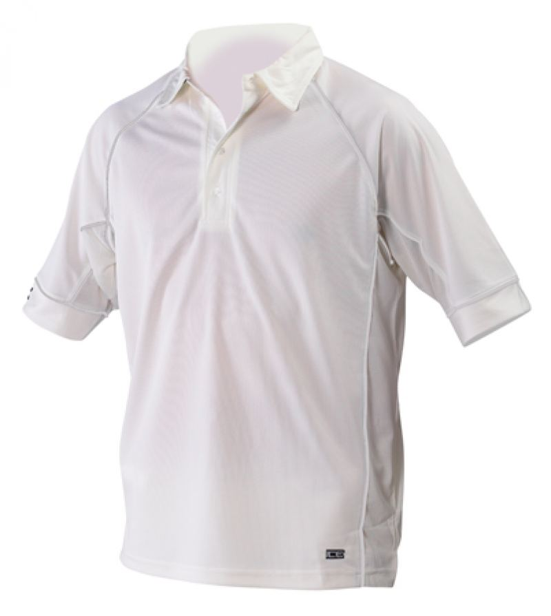 Gray Nicolls Ice Short Sleeved Shirt (Junior sizes)