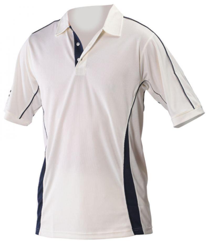 Gray Nicolls Players Short Sleeved Shirt (Junior sizes)