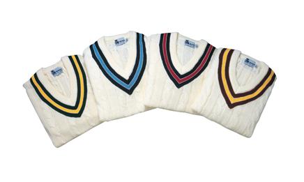 Gunn and Moore Knitwear Slipovers (Junior Sizes)