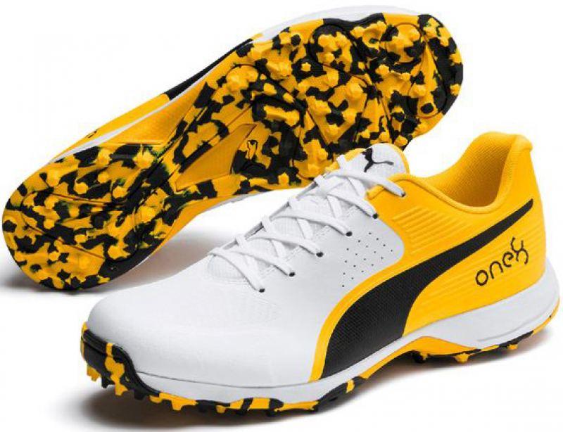 Puma 19 F Rubber Cricket Shoes