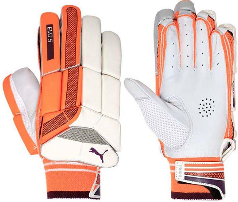 Puma Evo 5Y Batting Gloves (Junior)