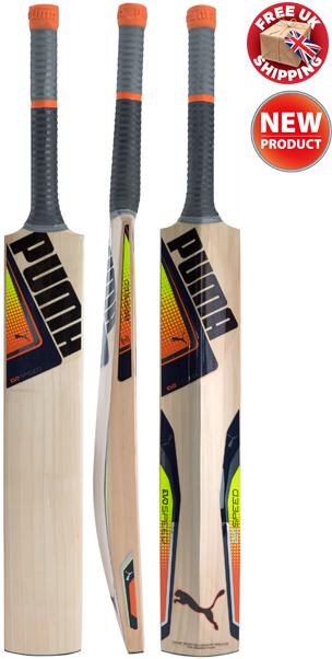 Puma EvoSPEED 4 Cricket Bat (2017)