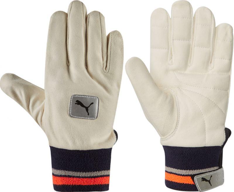 Puma Full Chamois Wicket Keeping Inner Gloves