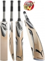 Puma Platinum 6000 LE White Cricket Bat