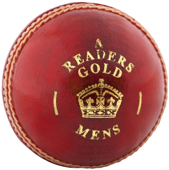 Readers Gold Ball