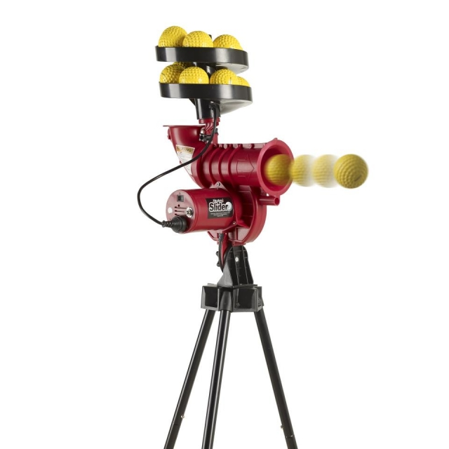 Heater Slider Bowling Machine (with 13 balls)