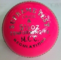 Talent Cricket Supreme Test Ball (Pink)