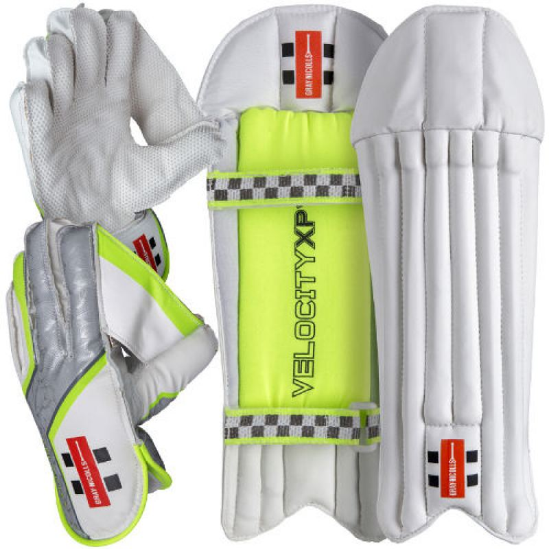 Gray Nicolls Velocity Starter Wicket Keeping Set