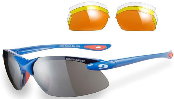 Sunwise Windrush Blue Sunglasses